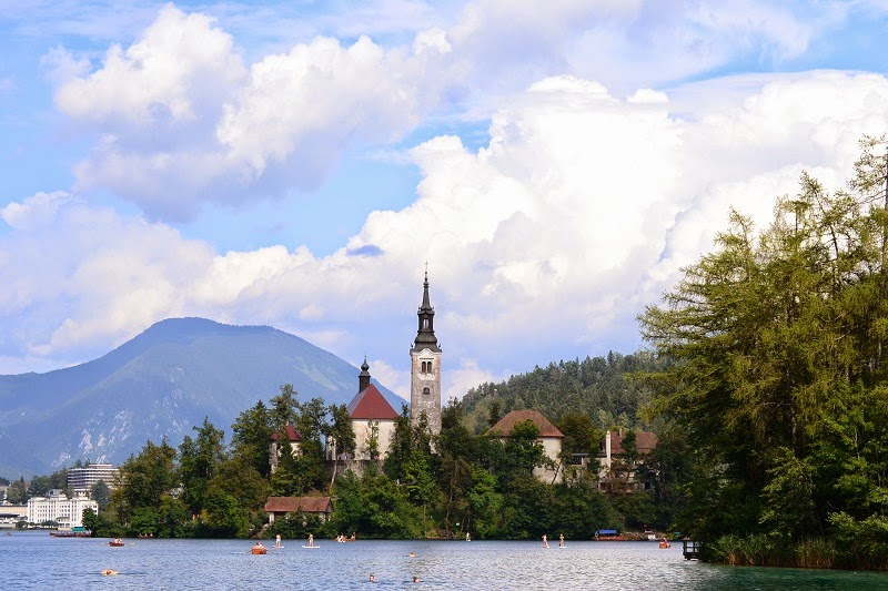 Bled, Lac, Slovénie, Europe