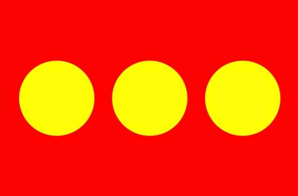 Christiania flag, Copenhague, ville libre
