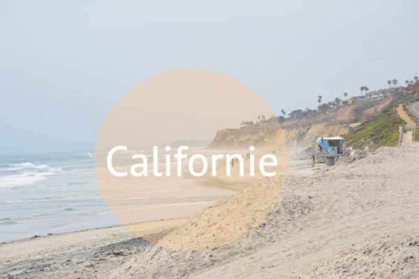 Plage Californie