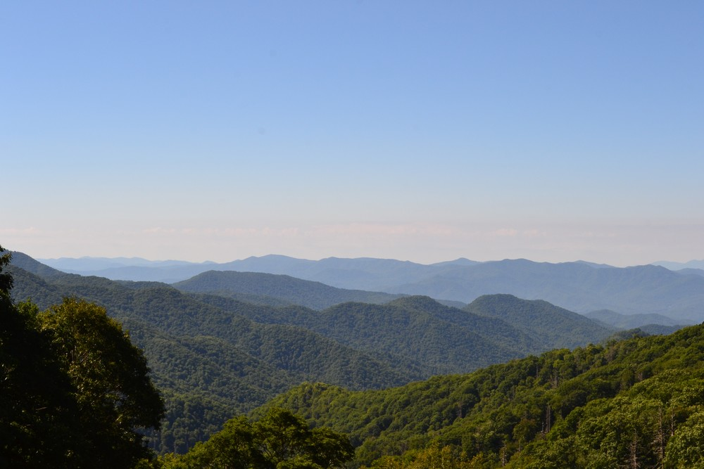smoky montains, north carolina, appalaches