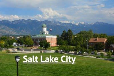 Capitole Salt Lake City