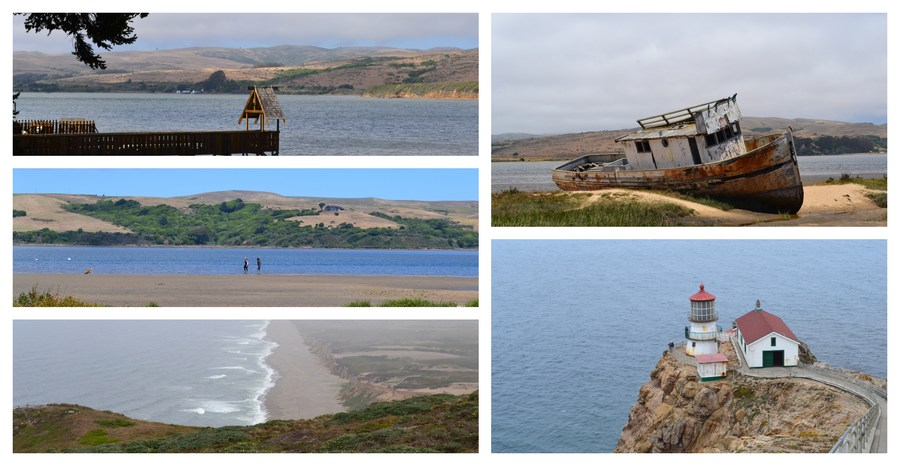 Visite Point Reyes
