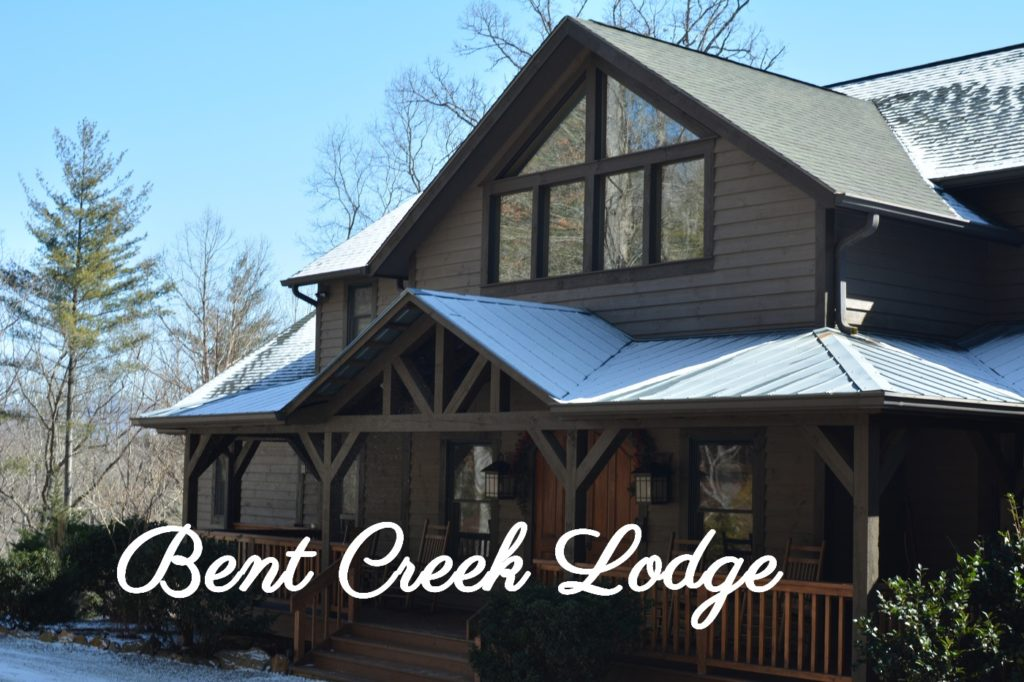 Vue sur le Bent Creek Lodge