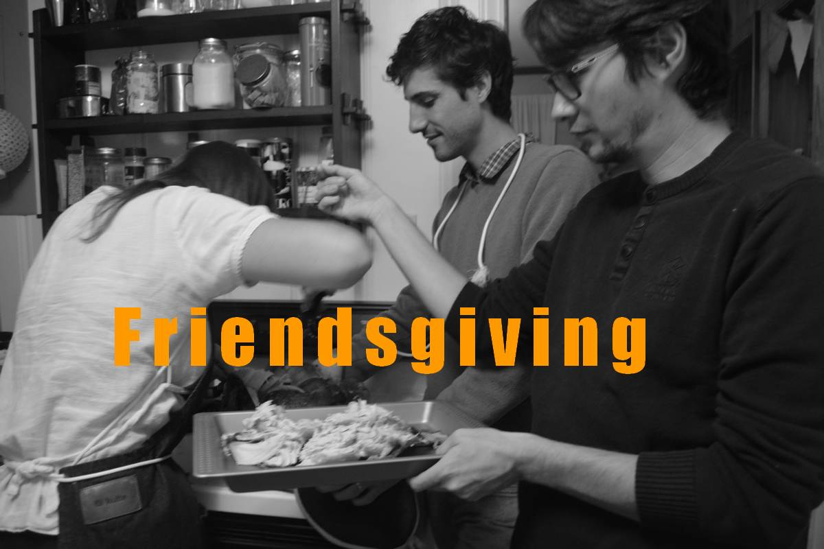 Photo Friendsgiving