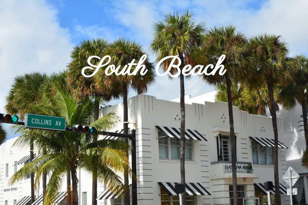 South Beach Collins Avenue
