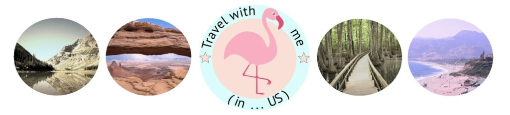 Logo Travel With Me In US