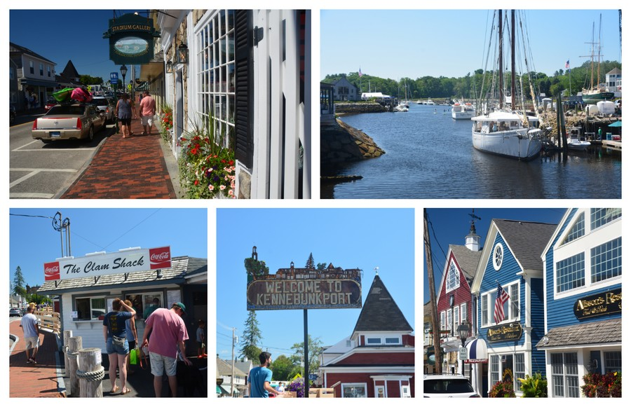 Le village de Kennebunkport