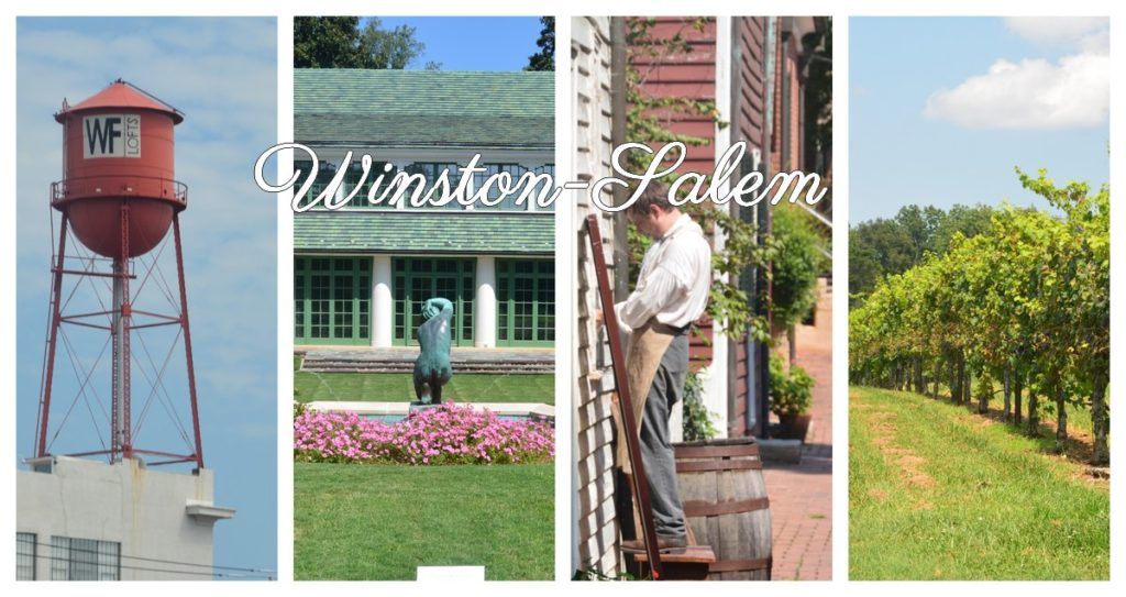 Photos de la région de Winston-Salem