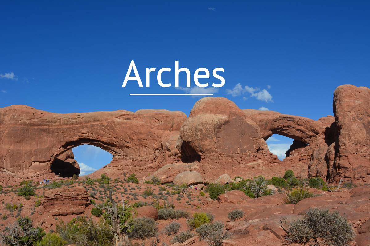 Parc national Arches