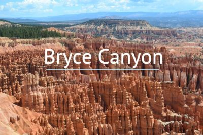 Point de vue sur le parc national de Bryce