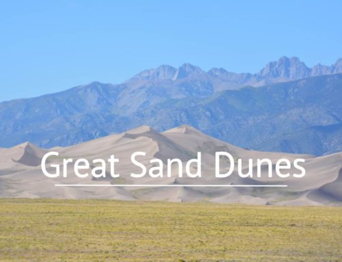 Visite de Great Sand Dunes National Park