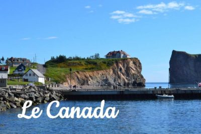 Photo Canada Percé