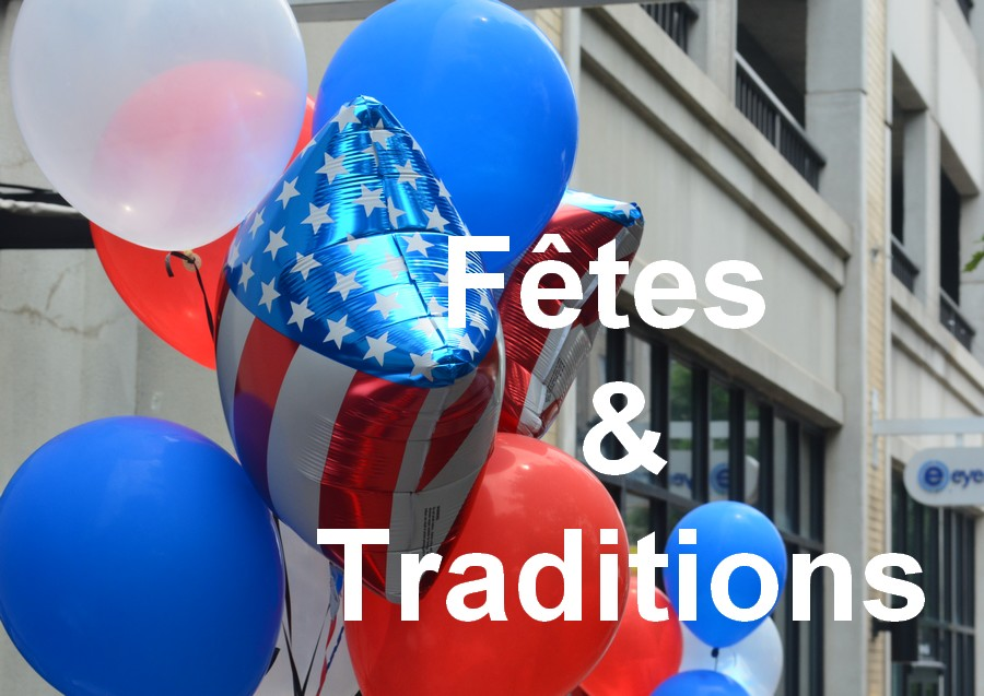 Fêtes & Traditions USA