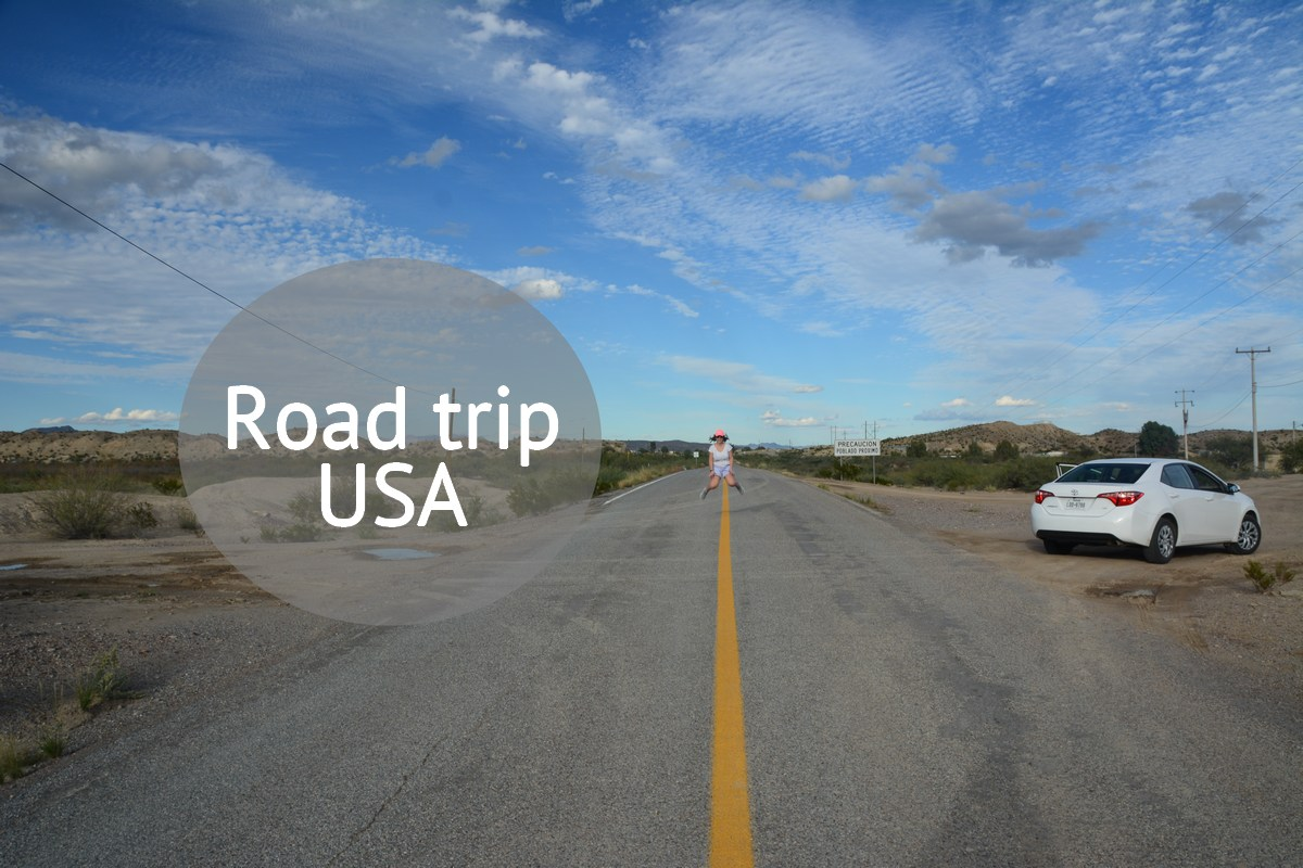 Photo road trip USA