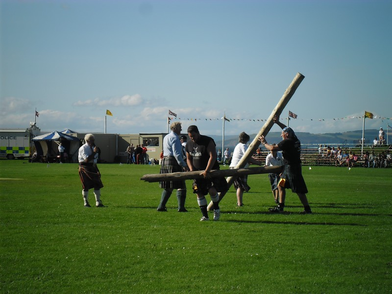 Photo Highland Games