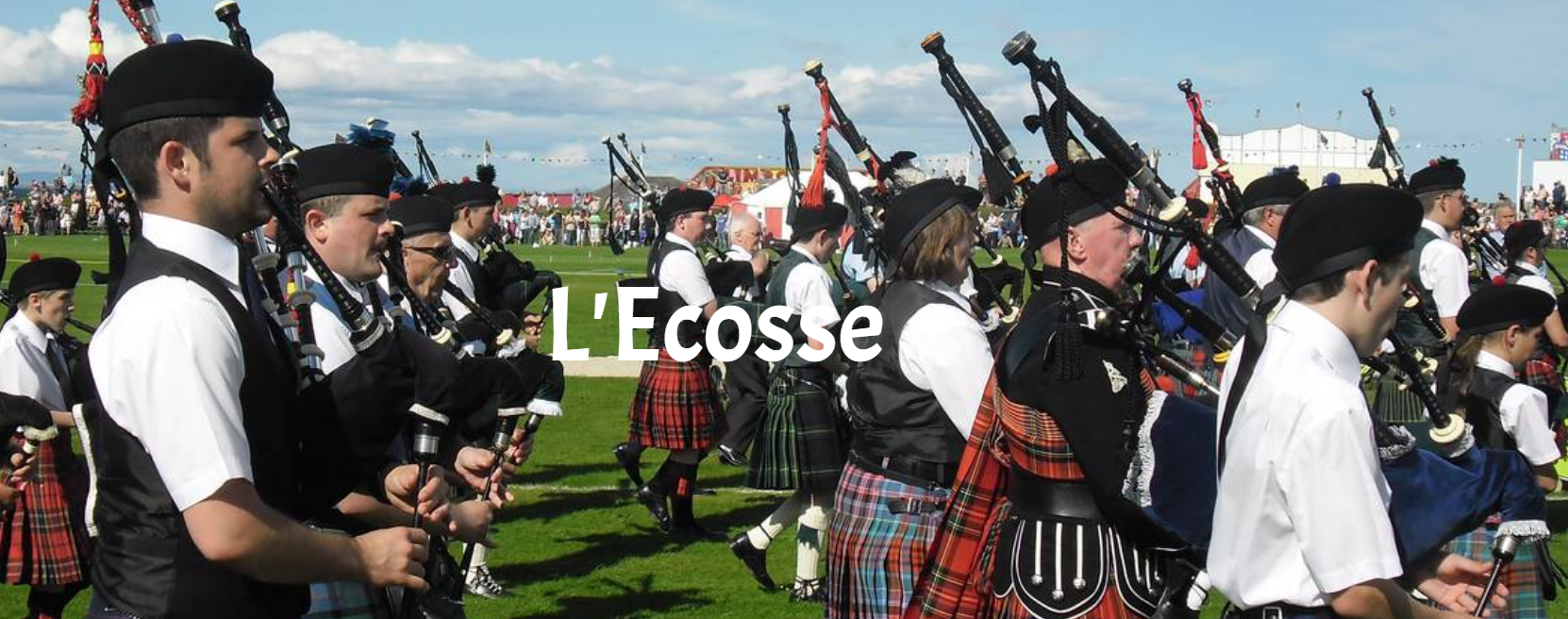 Highand Games Ecosse
