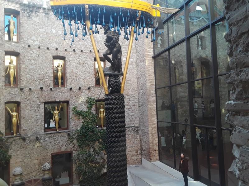 Cours musée Dali Figueres