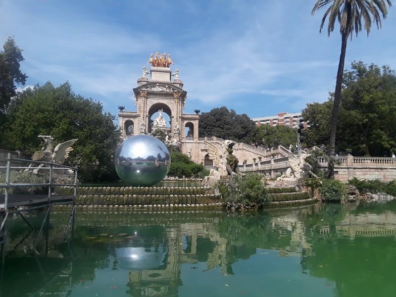 Mercè fontaine Ciutadella