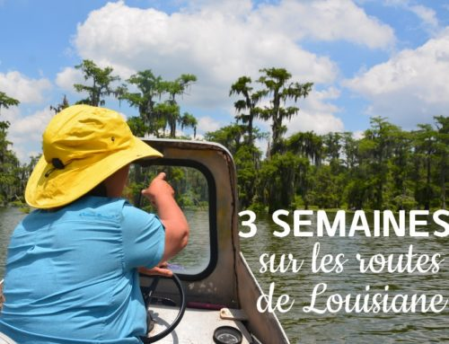 ROAD TRIP EN LOUISIANE,  3 semaines d'aventures