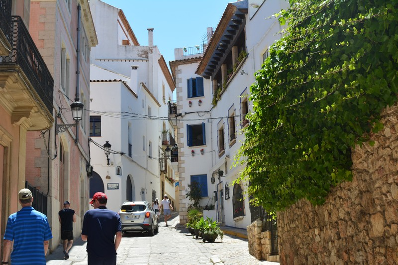 Ruelle Sitges
