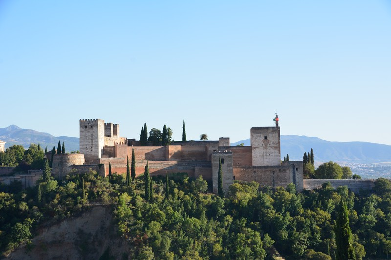 Point de vue Alhambra