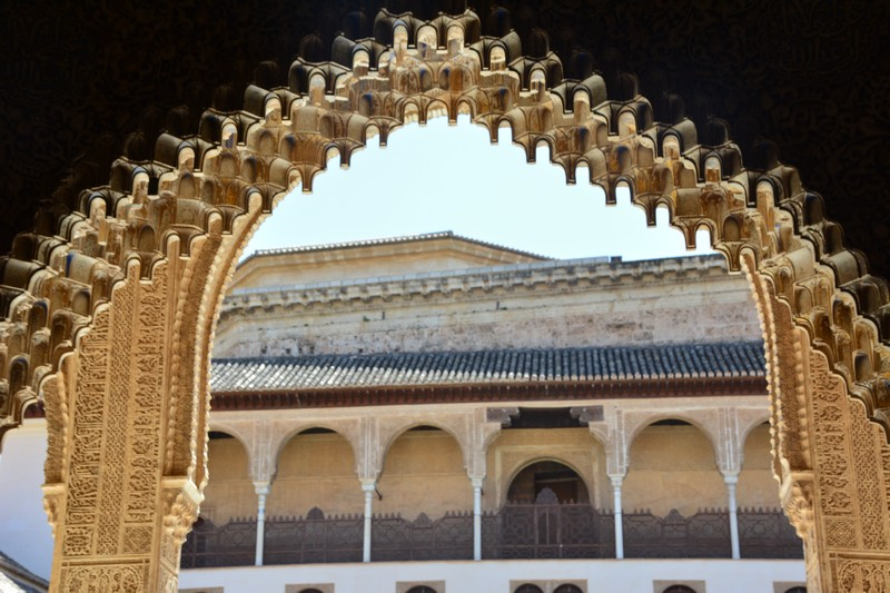 archiecture maure Alhambra