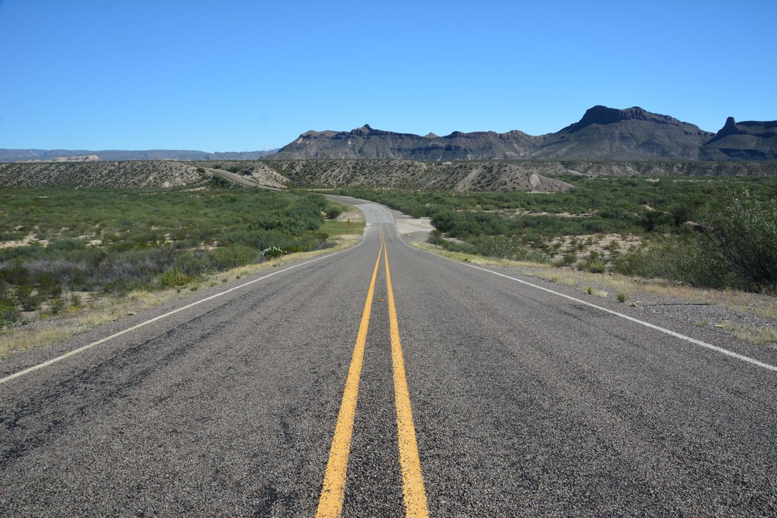 route Rock Big Bend