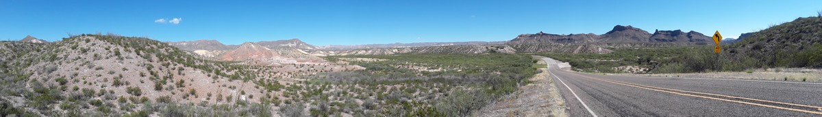 Panoramique Big Bend 5