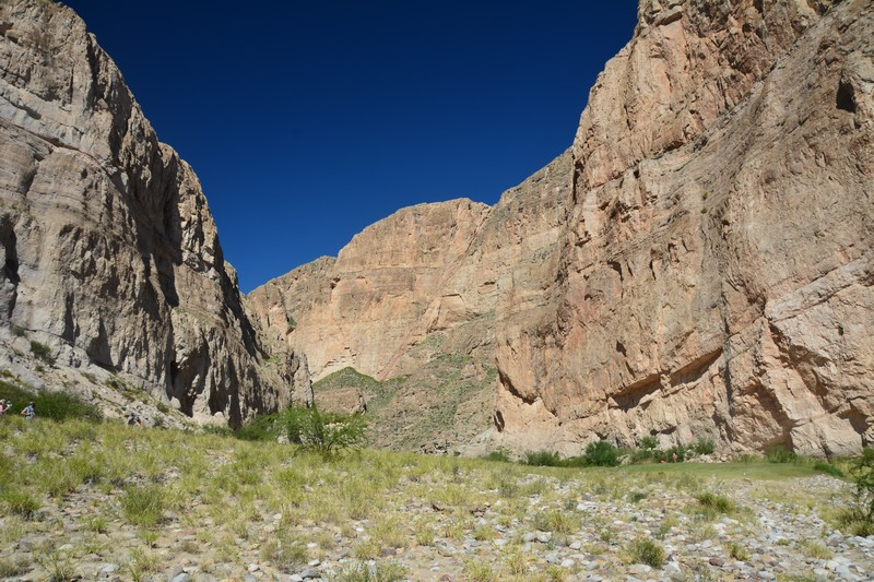 Boquillas Canyon Trail Big Bend