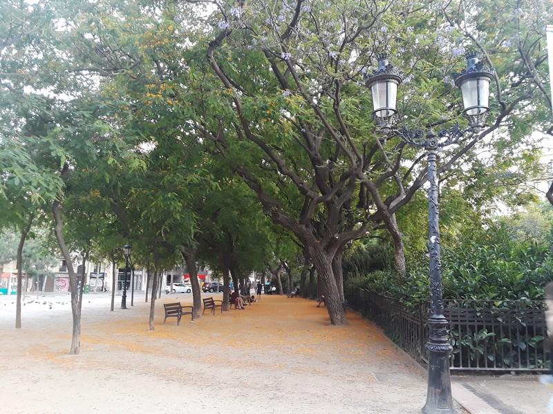 parc Sagrada Familia