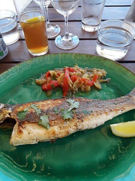 poisson frais à Argeles-sur-mer