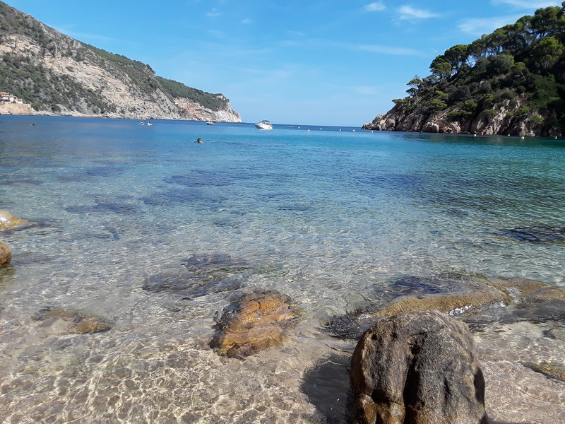 aigua blava plus belle plage Costa Brava