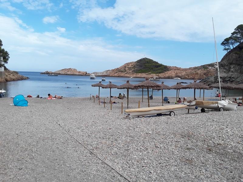 plage cala Sa Tuna