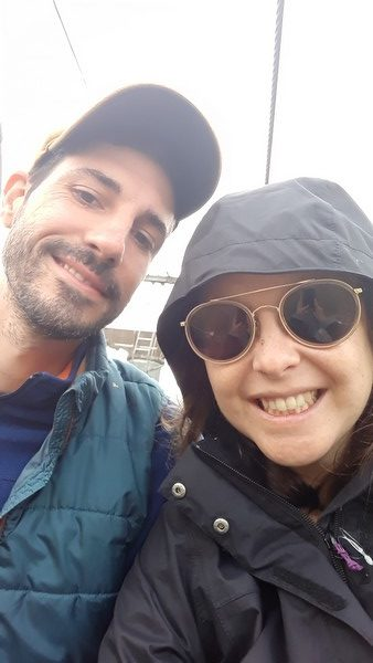 selfie Pyrénées