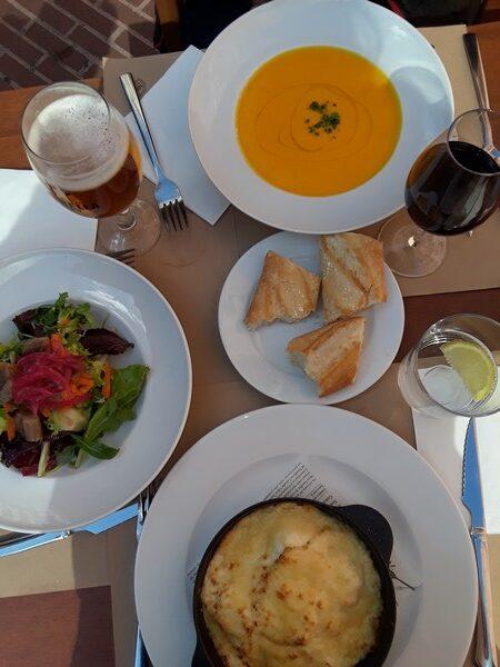 déjeuner Palau de la Musica