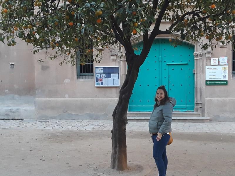 Jolie place Raval